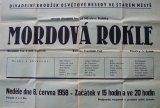 1958 Mordova Rokle