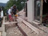 2014 oprava střechy
