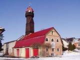 2012 přístavba hasičské zbrojnice