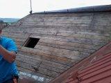 2014 Rekonstrukce střechy